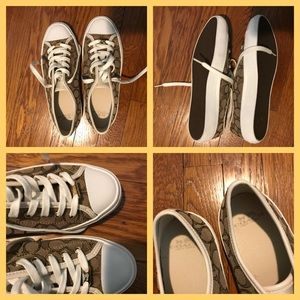 NWOT Coach sneakers